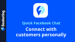 Quick Facebook Chat | Messenger Live Chat App
