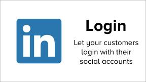 Social Login - LinkedIn