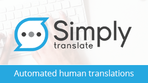 Simply Translate - Automated Human Translations