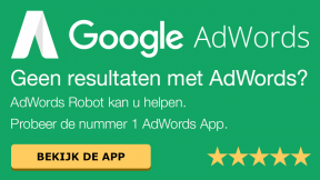 AdWords Robot & Google Shopping